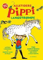 Alletiders Pippi Langstrømpe
