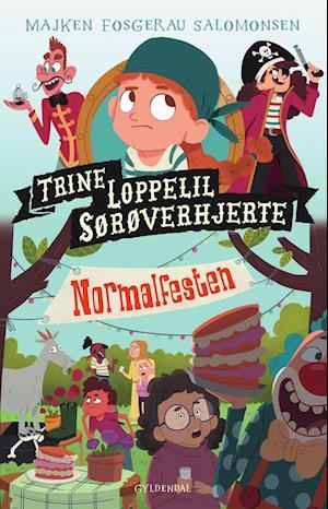 Trine Loppelil Sørøverhjerte - normalfesten