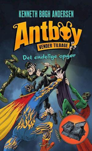 Antboy vender tilbage 3 - Det endelige opgør