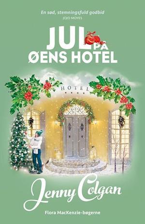 Jul på øens hotel