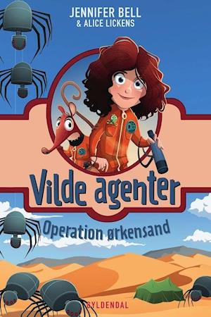 Vilde agenter 3 - Operation ørkensand