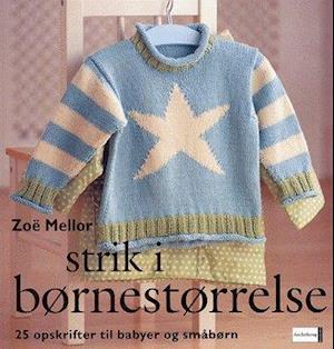 Bog, ukendt format Strik i børnestørrelse af Zoe Mellor