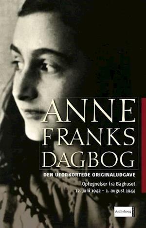 Få Anne Franks dagbog af Anne Frank som bog på dansk - 9788711171196