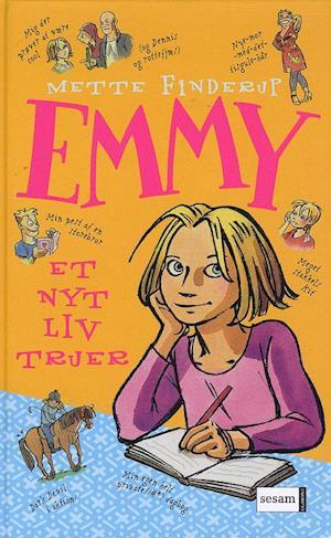 Bog, indbundet Emmy af Mette Finderup