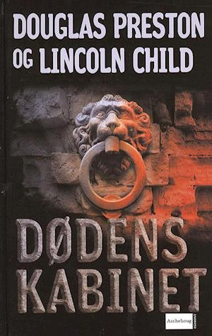 Bog, hardback Dødens kabinet af Douglas Preston