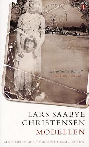 Bog, pocketbog Modellen af Lars Saabye Christensen