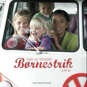 Bog, hardback Kæk og klassisk børnestrik af Lene Holme Samsøe