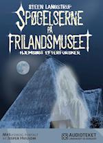 Spøgelserne på Frilandsmuseet