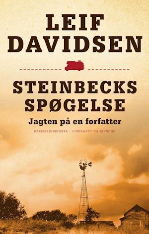 Steinbecks spøgelse - jagten på en forfatter af Leif Davidsen