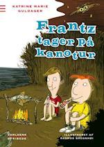 Frantz tager på kanotur (Carlsens stribede)