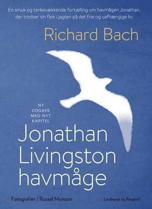 Bog, hardback Jonathan Livingston havmåge af Richard Bach