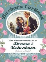 Drama i København af Barbara Cartland