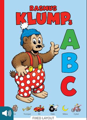 Rasmus Klumps ABC