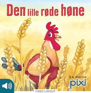 Den lille røde høne af Jan Mogensen