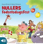 Nullers fødselsdagsfest (Pixi)