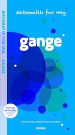 Gange@UD9· (Matematik for mig)