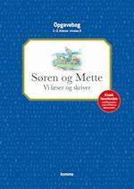 Søren og Mette - vi læser og skriver