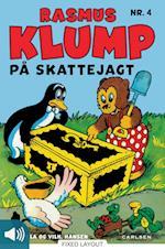 Rasmus Klump på skattejagt (Rasmus Klump, nr. 4)