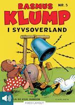 Rasmus Klump i syvsoverland (Rasmus Klump, nr. 5)