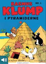 Rasmus Klump i pyramiderne (Rasmus Klump, nr. 6)