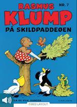 Rasmus Klump på Skildpaddeøen (Rasmus Klump, nr. 7)