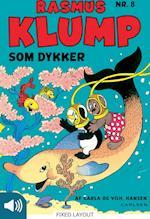 Rasmus Klump som dykker (Rasmus Klump, nr. 8)