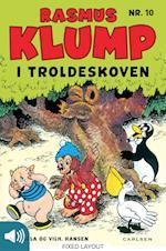 Rasmus Klump i troldeskoven (Rasmus Klump, nr. 10)