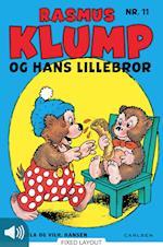 Rasmus Klump og hans lillebror (Rasmus Klump, nr. 11)