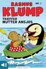 Rasmus Klump træffer Mutter Ansjos (Rasmus Klump, nr. 3)