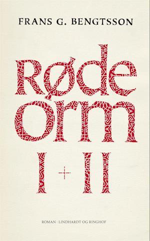 Bog, hardback Røde Orm 1+2 af Frans G Bengtsson