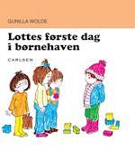 Lottes første dag i børnehaven (9) (Lotte og Totte)
