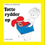 Totte rydder op (3) (Lotte og Totte)