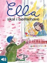 Ella skal i børnehave