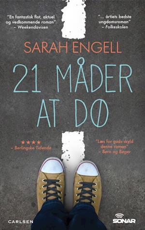 Bog, hæftet 21 måder at dø af Sarah Engell