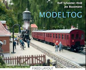 Modeltog af Rolf Sylvester Hvid