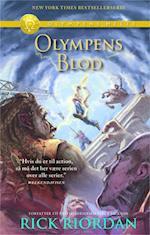 Olympens blod (Olympens helte, nr. 5)