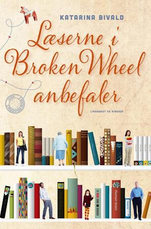 Bog, hæftet Læserne i Broken Wheel anbefaler af Katarina Bivald