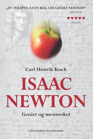 Bog, hardback Isaac Newton af Carl Henrik Koch