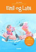 Emil og Luna af Jørn Jensen