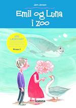 Emil og Luna i zoo (Kommas læsestart)