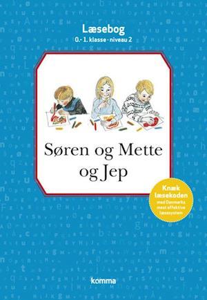 Søren og Mette og Jep