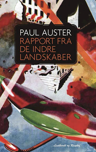 Rapport fra de indre landskaber, Paul Auster