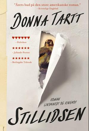 Bog, indbundet Stillidsen af Donna Tartt