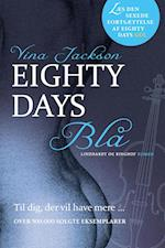 Eighty Days - Blå af Vina Jackson