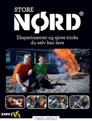 Store Nørd - eksperimenter og sjove tricks du selv kan lave af Emil Nielsen, Kåre Nielsen