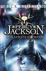 Percy Jackson 5 - Den sidste olymper (Percy Jackson og olymperne)
