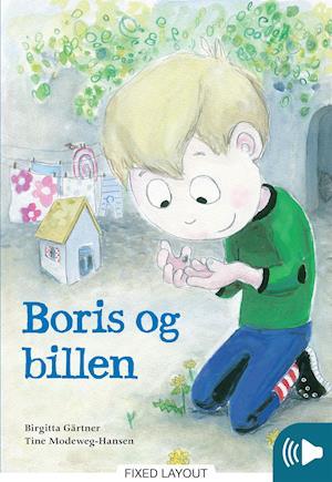 Boris og billen af Birgitta Gärtner