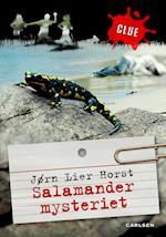 Clue 1: Salamandermysteriet (Clue, nr. 1)