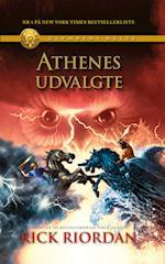 Olympens helte 3 - Athenes udvalgte (Olympens helte, nr. 3)