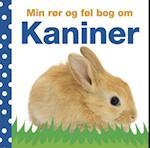 Min rør og føl bog om kaniner